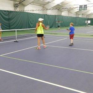 Pickleball, fun for all!