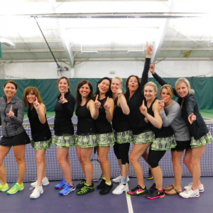 Congrats to our Women's A/L-4 Green team for taking home the championship title